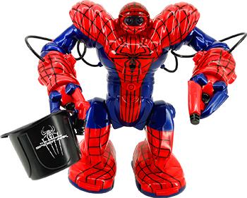 Робот Wow Wee спайдермен 8073