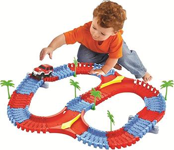 Гибкий трек 1 Toy ''Мегаполис'' Т10553 трек 1 toy мегаполис т10200