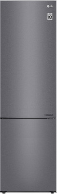 цена на Двухкамерный холодильник LG GA-B 509 CLCL Графитовый