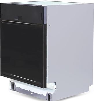 лучшая цена Полновстраиваемая посудомоечная машина Ginzzu DC607