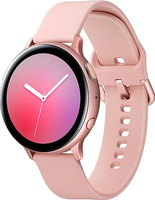 Смарт-часы Samsung Galaxy Watch Active2 SM-R820N золотистый 44 мм смарт часы samsung galaxy fit e 0 74 pmoled черный sm r375nzkaser