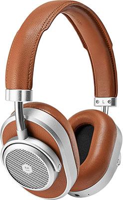 Фото - Накладные наушники Master Dynamic MW65 коричневый/серебряный (MW65S2) master and man