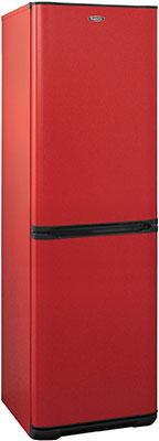 Двухкамерный холодильник Бирюса Б-H340NF красный холодильник бирюса б m633 двухкамерный серебристый металлик