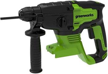 Перфоратор Greenworks GD24SDS2  3803007