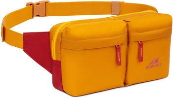 Фото - Поясная сумка для мобильных устройств Rivacase желтая 5511 gold сумка поясная solo искусственная кожа желтый