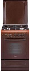 Газовая плита GEFEST 5100-03 0001 gefest пг 5100 03 0001 коричневый