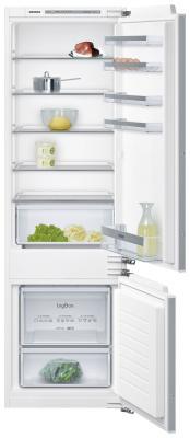 Встраиваемый двухкамерный холодильник Siemens KI 87 VVF 20 R встраиваемый двухкамерный холодильник siemens ki 86 nvf 20 r