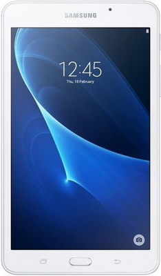 Планшет Samsung Galaxy Tab A 7.0 (2016) LTE 8 ГБ серебристый hdd samsung