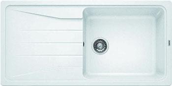 Кухонная мойка Blanco SONA XL 6S SILGRANIT белый кухонная мойка blanco sona xl 6s silgranit антрацит