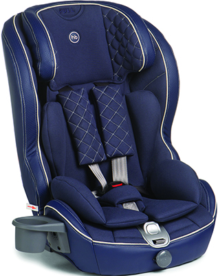 Автокресло Happy Baby Mustang Isofix BLUE happy baby mustang бежевый