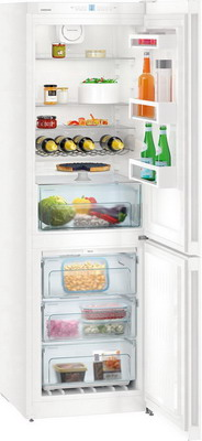 лучшая цена Двухкамерный холодильник Liebherr CNP 4313-21