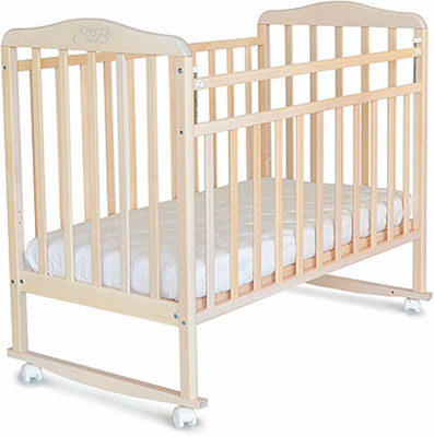Детская кроватка Sweet Baby Mario Nuvola Bianca (Белое облако) детская кроватка sweet baby mario nuvola bianca белое облако