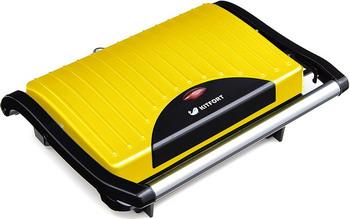 лучшая цена Бутербродница Kitfort KT-1609-2 желтый