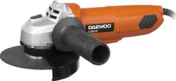 Угловая шлифовальная машина (болгарка) Daewoo Power Products DAG 650-125