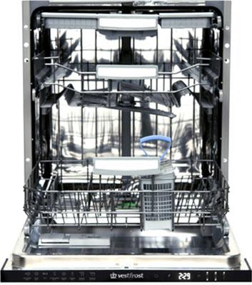 Полновстраиваемая посудомоечная машина Vestfrost VFDW 6053