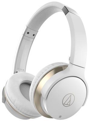 Накладные наушники Audio-Technica ATH-AR3BTWH белые гарнитура audio technica ath ckl220is wh белые