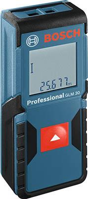 Лазерный дальномер Bosch GLM 30 0601072500 лазерный дальномер уклономер bosch glm 80 0 601 072 300