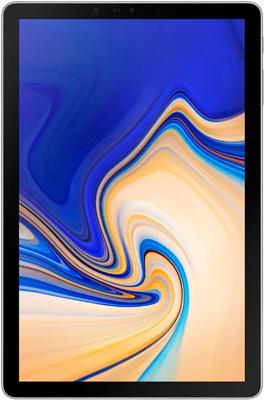 Планшет Samsung Galaxy Tab S4 10.5 SM-T 835 64 Gb серебристый смартфон samsung galaxy s9 64 gb sm g 965 f фиолетовый