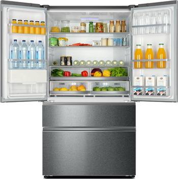 Многокамерный холодильник Haier HB 25 FSSAAARU многокамерный холодильник haier a2f 737 clbg