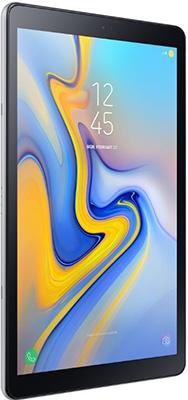 Планшет Samsung Galaxy Tab A 10.5 SM-T 595 LTE 32 Gb серебристый планшет samsung galaxy tab a 10 1 lte sm t 585 n белый