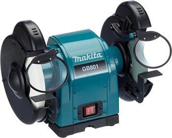 Точило электрическое Makita GB 801 точило makita gb602 250 вт