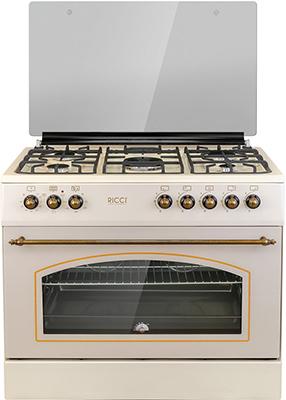 Комбинированная плита Ricci RKC 9002 BG