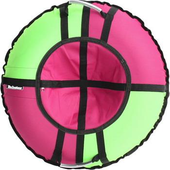 Тюбинг Hubster Хайп розовый-салатовый (90см) во4671-1 цены