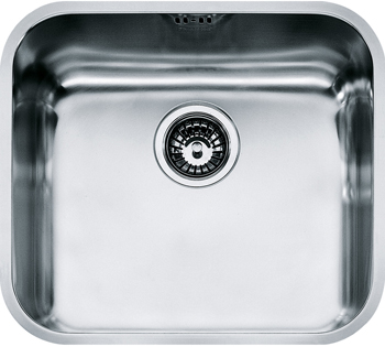 Кухонная мойка FRANKE GAX 110-45 3.5''под стол вент 122.0021.440