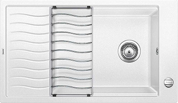 Кухонная мойка Blanco ELON XL 8 S белый inFino 524864 mymei белый цвет xl page 10
