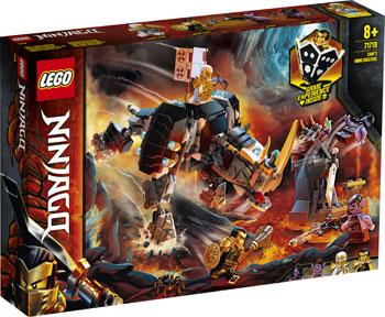 Фото - Конструктор Lego Ninjago ''Бронированный носорог Зейна'' конструктор lego ninjago бронированный носорог зейна