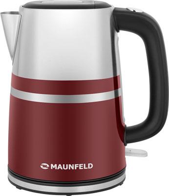Фото - Чайник электрический MAUNFELD MFK-622CH чайник электрический maunfeld mfk 622ch