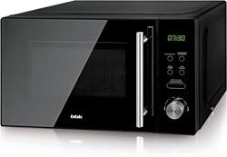 Микроволновая печь - СВЧ BBK 20 MWS-722 T/B-M чёрный свч candy mic20gdfba 750 вт чёрный