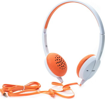 Накладные наушники Harper HN-300 orange