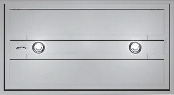 лучшая цена Вытяжка Smeg KSEG 90 XE-2