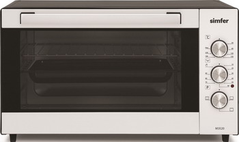 Электропечь Simfer M 3520 белый цена и фото