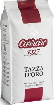 цена Кофе зерновой Carraro Tazza D Oro 1 кг онлайн в 2017 году
