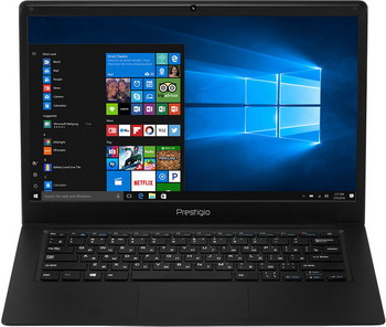 Ноутбук Prestigio SmartBook 141 C черный ноутбук prestigio smartbook 116a03 11 6