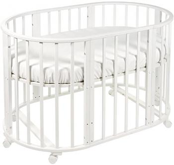 Детская кроватка Sweet Baby Delizia Bianco (Белый) без маятника 383 064