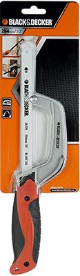 купить Мини-ножовка Black&Decker по металлу BDHT0-20178 полотно 250 мм по цене 480 рублей