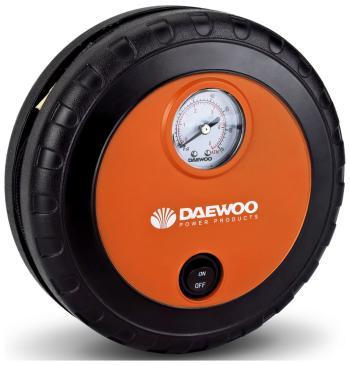 Компрессор автомобильный Daewoo Power Products DW 25
