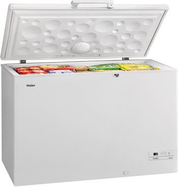 купить Морозильный ларь Haier HCE 379 R онлайн