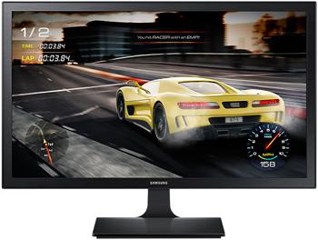 ЖК монитор Samsung S 27 E 332 H (LS 27 E 332 HZO/CI) Black цена и фото
