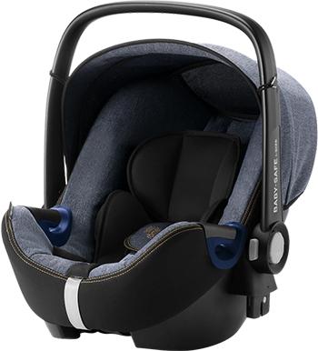 Автокресло Britax Roemer Baby-Safe2 i-size Blue Marble Highline 2000029701 детское автокресло baby safe2 i size coral peach trendline