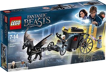 Конструктор Lego Побег Грин-де-Вальда 75951