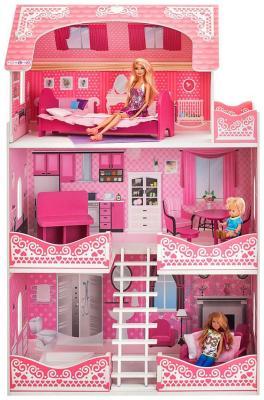 Кукольный домик Paremo Розет Шери (с мебелью) PD 318-08 цена и фото