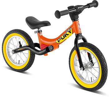 Беговел Puky LR Ride 4086 race orange оранжевый цена и фото
