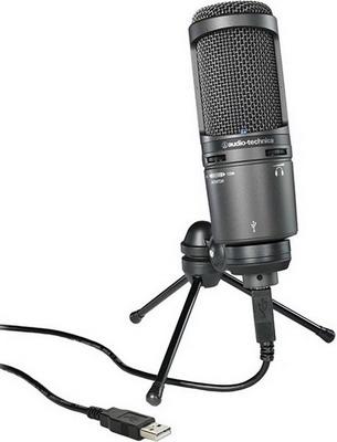 Фото - Микрофон Audio-Technica AT 2020 USB+ кабель гитарный audio technica at gcw