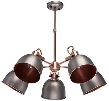 Люстра подвесная MW-light Вальтер 551011005 5*40 W Е14 220 V люстра подвесная mw light федерика 684010305 5 40 w е14 220 v