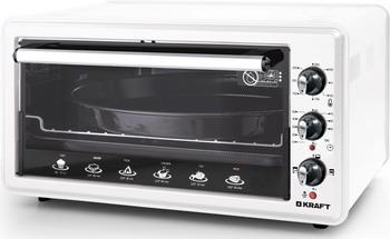 Электропечь Kraft KF-MO 4511 KW белый цена