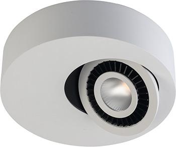 Светильник точечный DeMarkt Круз/Cruz 637016401 1*7W LED 220 V